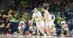 Notre Dame takes care of business, loses Westbeld in first round