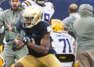 Brian Kelly discusses defense, skill positions after first post-break practice