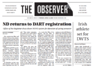 Print Edition for Monday, April 16, 2018