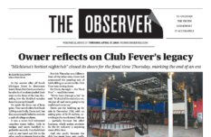 Print Edition for Tuesday, April 17, 2018