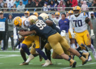 Irish Insider: Notre Dame defense prepares to become team's focal point