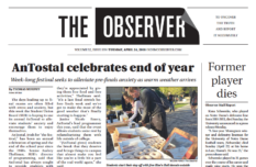 Print Edition for Tuesday, April 24, 2018