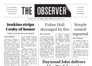 Print Edition for Friday, April 27, 2018