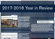 Year in Review: 2017-2018