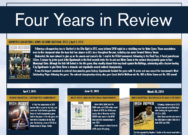 Notre Dame sports four years in review