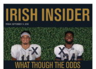 Print Edition of the Irish Insider for Friday, September 14, 2018