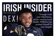 Print Edition of the Irish Insider for Friday, October 12, 2018