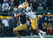 Hallmark red zone efficiency fails Notre Dame in win over Pitt