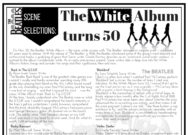 Scene Selections: the White Album turns 50