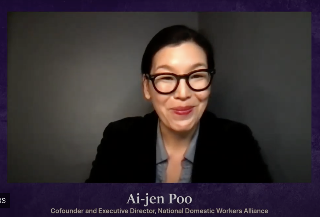 ndsmcobserver.com: Activist Ai-jen Poo speaks on the fight for domestic workers' rights in America // The Observer